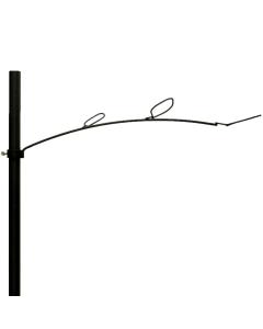 "1-1/4"" Decorative Branch Perch for Conduit"