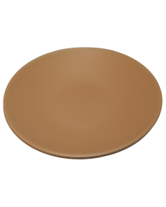 "Clay 14"" Plastic Bird Bath Dish"
