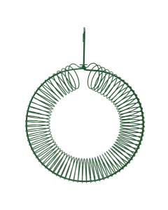 Green Peanut Wreath