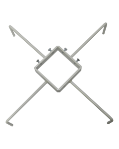 4X4 Stabilizer; White
