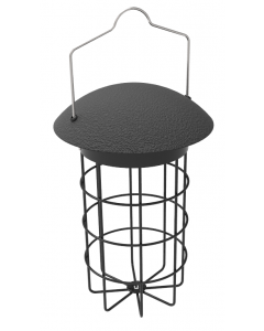 Black Suet Dough Cylinder Feeder