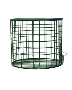 "2"" Seed Cylinder Feeder Cage-UNASSEMBLED"