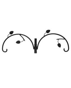 APS Decorative Double Arm