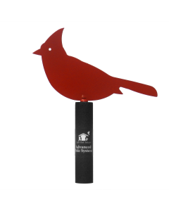 APS Cardinal Finial - Red