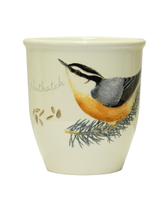 Red Breasted Nuthatch Mug