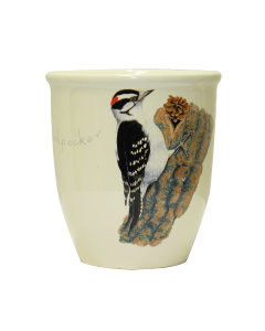 Downy Woodpecker Mug