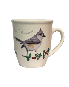 Tufted Titmouse Mug
